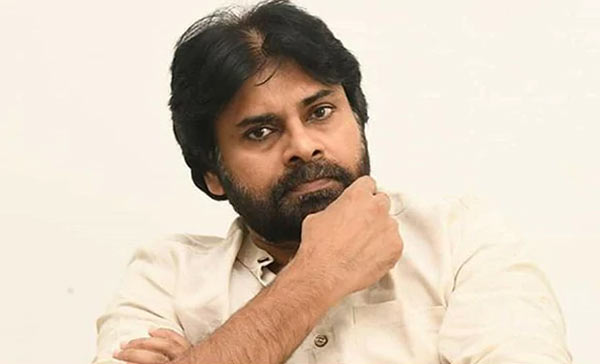 Pawan Kalyan Chartered Flight