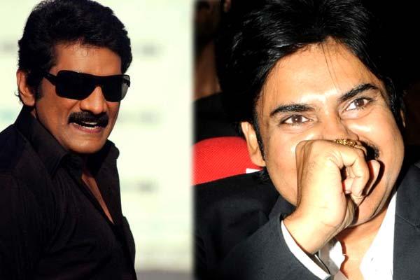 Pawan Kalyan Enjoyed Watching A... Aa and Praised Rao Ramesh