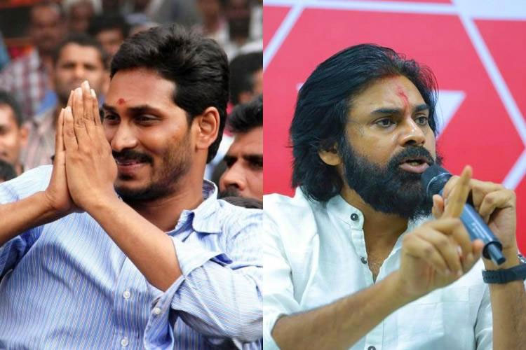 Pawan Kalyan Follows YS Jagan