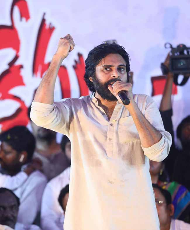Pawan Kalyan Insults Tollywood Stars