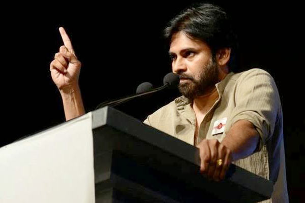 Pawan Kalyan Janasena Party