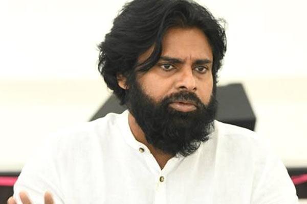 Pawan Kalyan Janasena