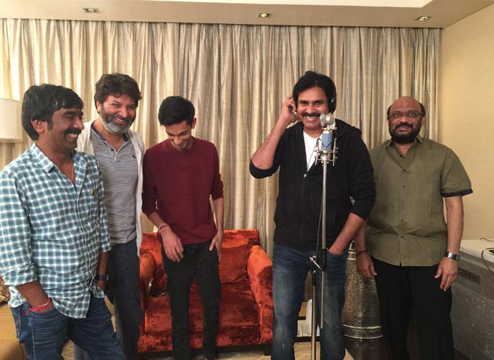 Pawan Kalyan's Kodaka Song on December 31