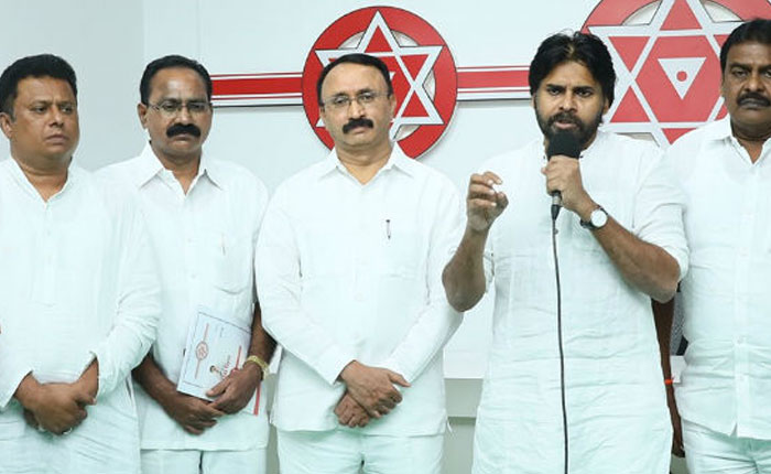 Pawan Kalyan's Long March for Workers