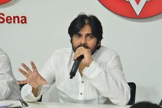 Pawan Kalyan Announces 2 MP Candidates