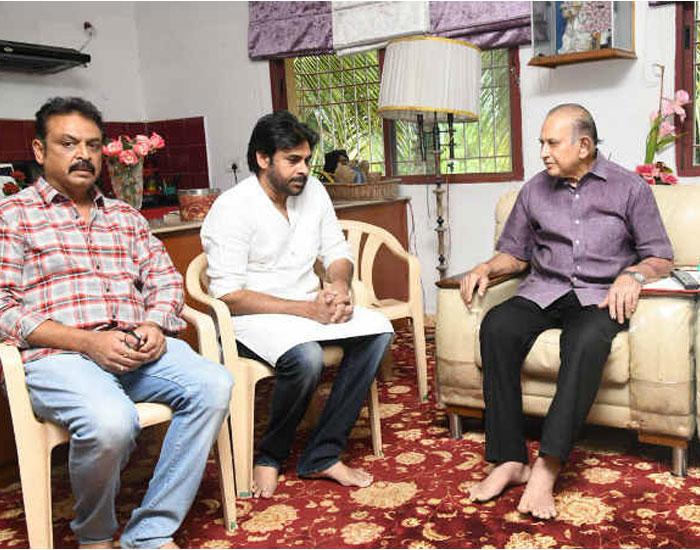 Pawan Kalyan's Rich Tributes to Vijaya Nirmala