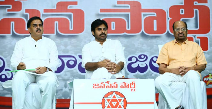 Pawan Kalyan Serious on Balakrishna's Alaga Janam Comments