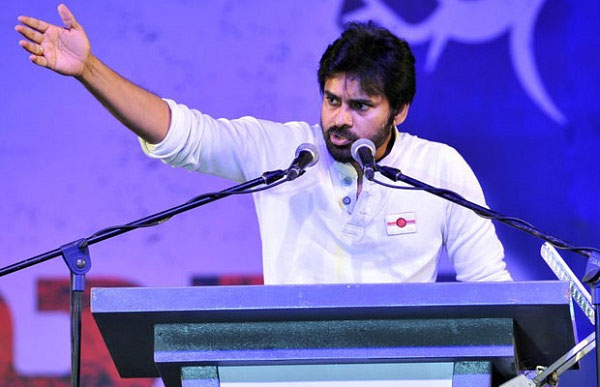 Pawan Kalyan Should Speak about AP's Special Status