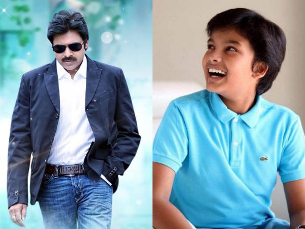 Pawan Kalyan Son Akira's Film Entry