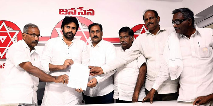 Pawan Kalyan Supports Amaravati