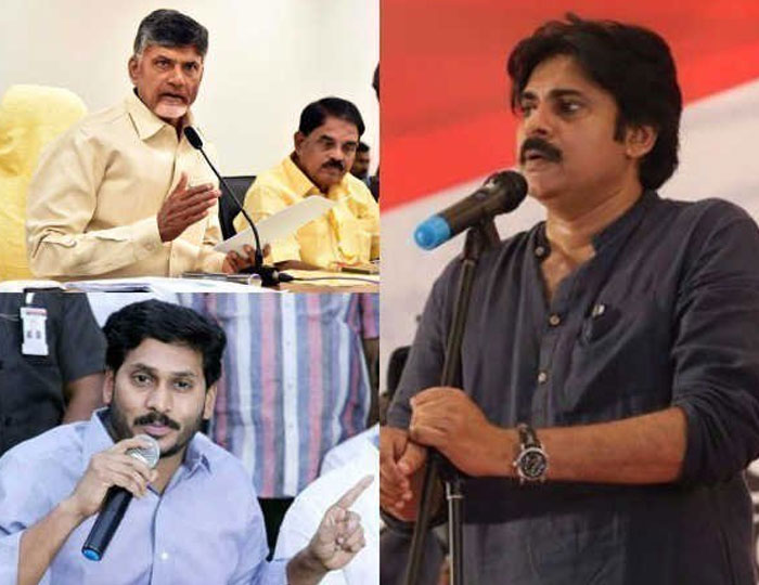 Image result for pawan kalyan chandrababu naidu jagan