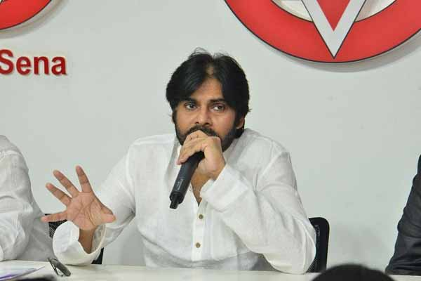 Pawan Kalyan The same after defeat