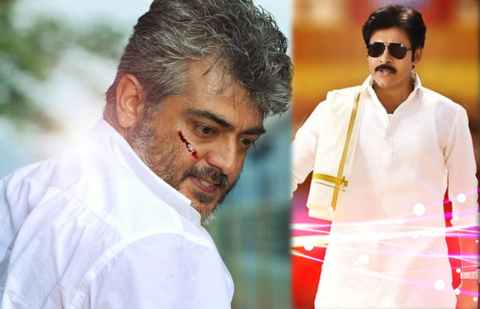 Pawan Kalyan To Add Inputs For Ajith Veeram Remake