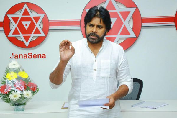 Pawan Kalyan To Fight For Them