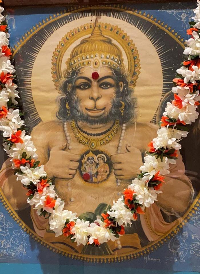 Pawan Kalyan's Tweet on Chiranjeevi's Post on Hanuman