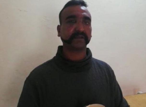 Pilot Abhinandan Varthaman