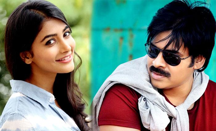 Pooja Hegde Opposite Pawan Kalyan!