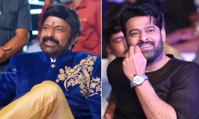 Prabhas & Nag Ashwin Shocked with Balakrishna?