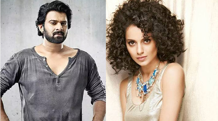 Kangana Ranaut opens up on her differences with Prabhas at