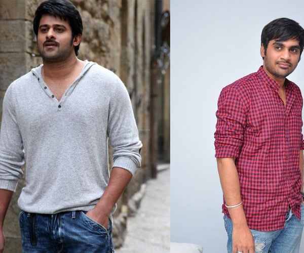 Prabhas and Sujith's Film Teaser with Baahubal 2!