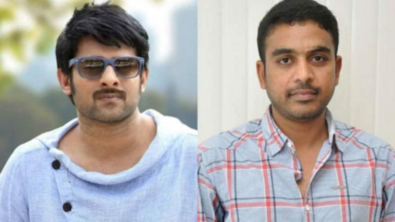 Prabhas's New Film Less Graphics?