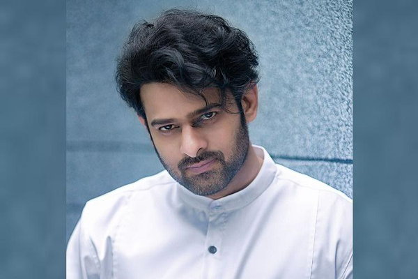 Prabhas striving hard to get his act right