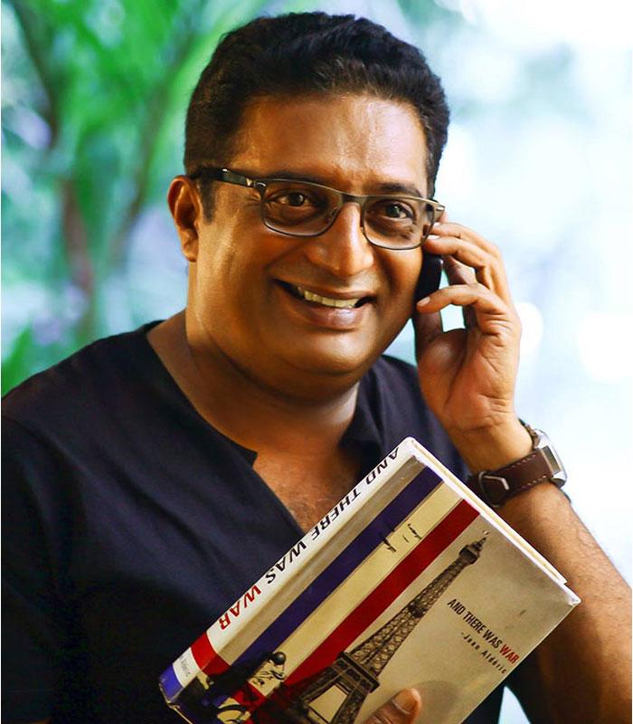 Prakash Raj Worrying BAN Makers?