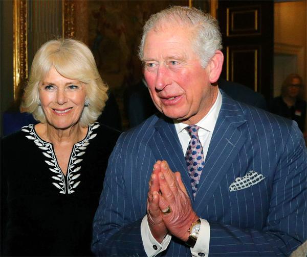 Prince Charles Test Corona Positive