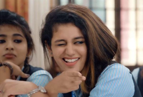 Priya Warrier Allu Arjun