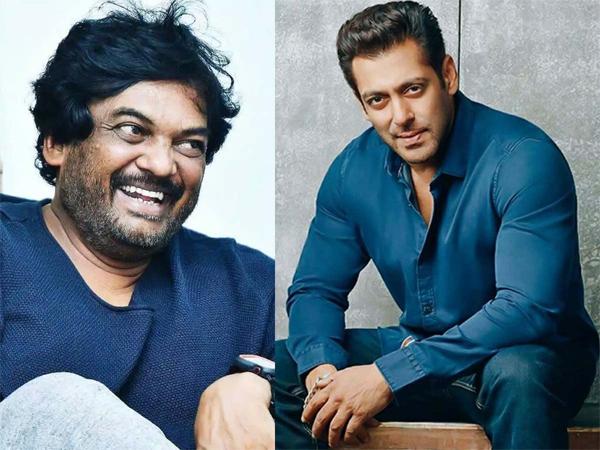 Puri Film With Salman Khan