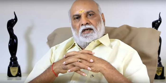 Raghavendra Rao reveals his other side