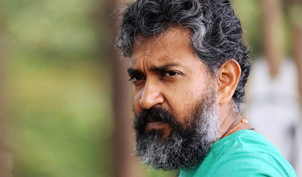 Rajamouli About His Acting And Pre Release Tensions