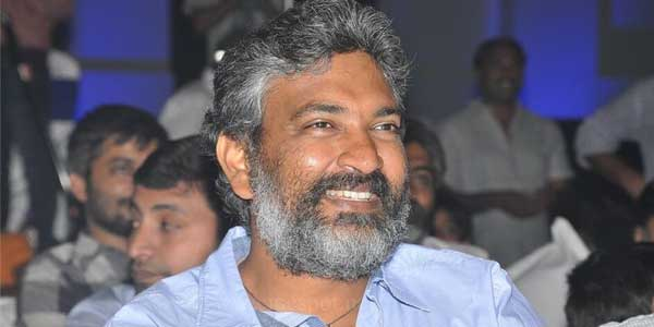 Rajamouli Busy with 'Baahubali 2'
