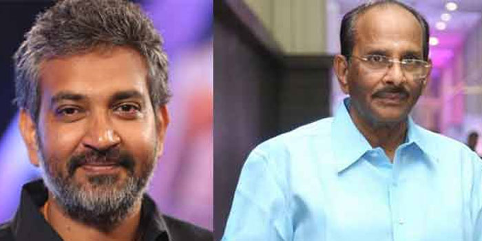 Rajamouli Can't Beat Baahubali 2 Records with a Social Drama