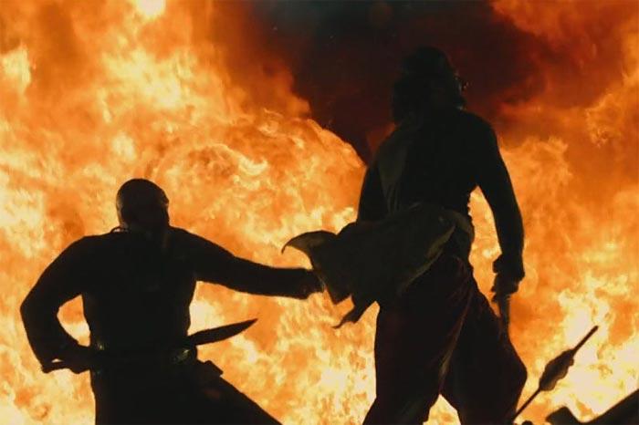 Rajamouli Sensational Approach On Why Kattappa Killed Bahubali