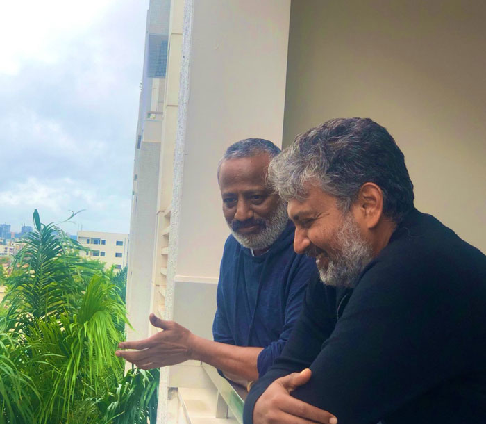 Rajamouli's Silence on Saaho Trailer