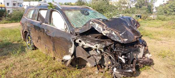 Rajasekhar About Car Accident