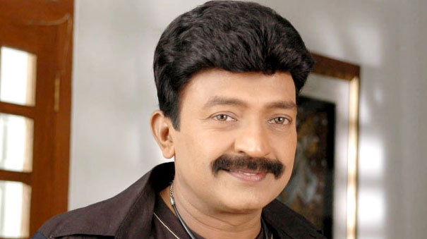 Rajasekhar Met With An Accident
