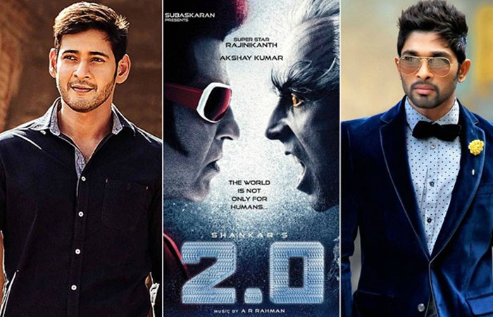 Rajinikanth's 2.0 Postponed