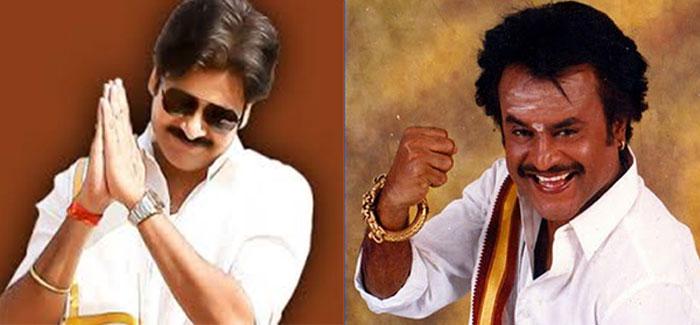 Rajinikanth and Pawan Kalyan Supporting CAA