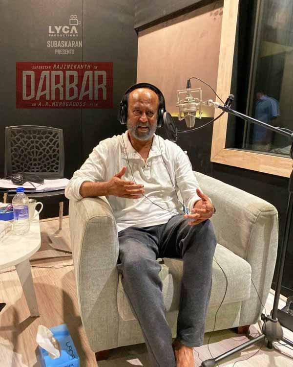 Rajinikanth Darbar Carries Low Buzz