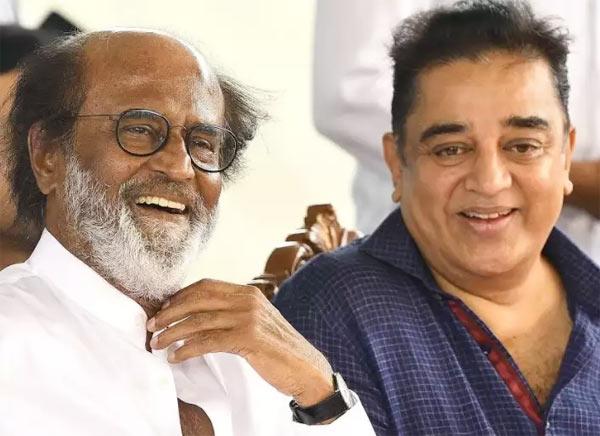 Rajinikanth Kamal Haasan