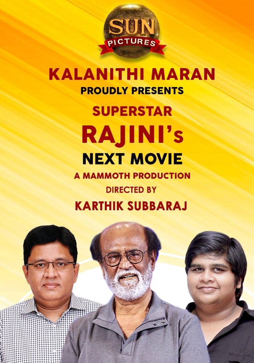 Rajinikanth Next Movie