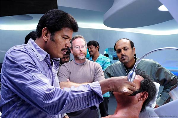 Rajinikanth, Shankar Robot 2 To Have Foreign Producer