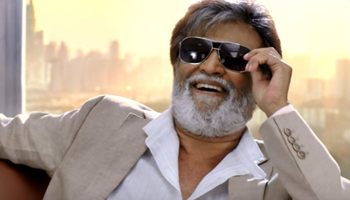 Rajinikanth surprises with his behavior