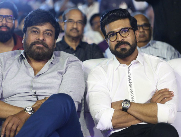Ram Charan About Multi-Starrer With Dad Chiranjeevi