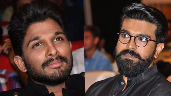 Ram Charan, Allu Arjun Fan Wars Increase