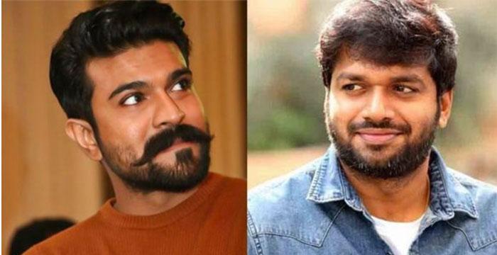 Ram Charan and Anil Ravipudi's Combo Soon!