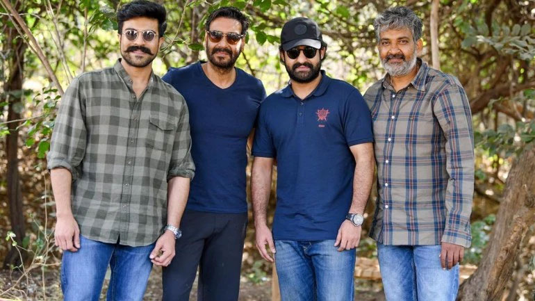 Ram Charan and NTR First Looks on Those Days