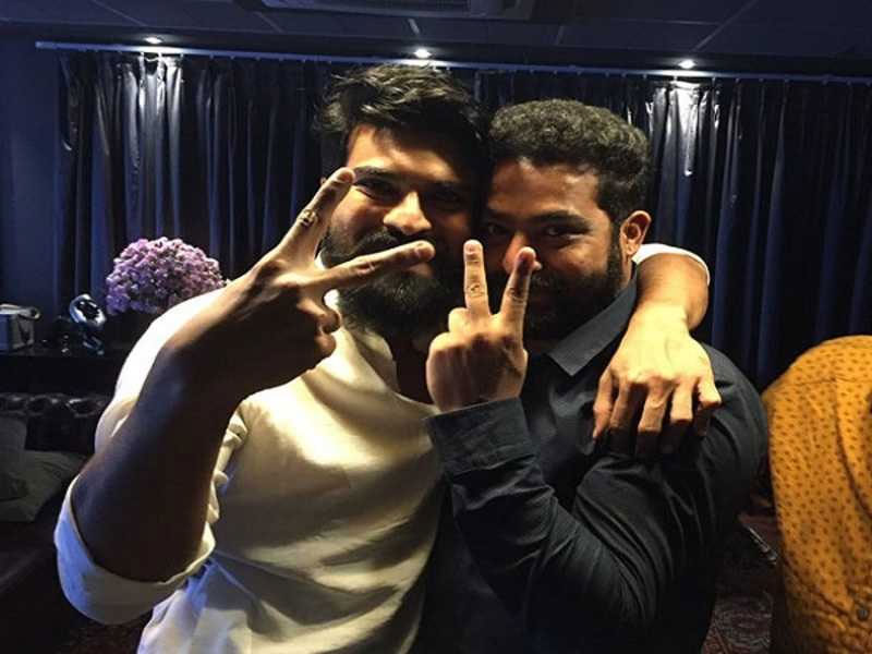 Ram Charan and NTR Will Dance Together
